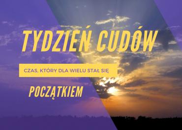 Tydzień Pomocy - tydzień cudów